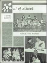 1989 Lima Central Catholic High School Yearbook Page 120 & 121