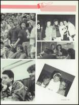 1989 Lima Central Catholic High School Yearbook Page 122 & 123