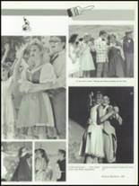 1989 Lima Central Catholic High School Yearbook Page 134 & 135