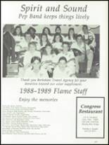 1989 Lima Central Catholic High School Yearbook Page 138 & 139