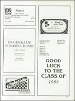 1989 Lima Central Catholic High School Yearbook Page 178 & 179