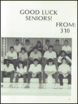 1989 Lima Central Catholic High School Yearbook Page 186 & 187