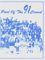 1991 Yearbook Hamilton High School