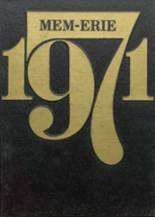 1971 Yearbook Erie High School