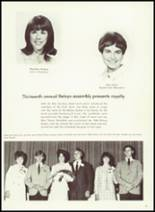 1968 Argentine High School Yearbook Page 20 & 21