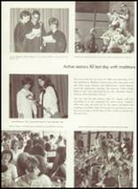 1968 Argentine High School Yearbook Page 22 & 23