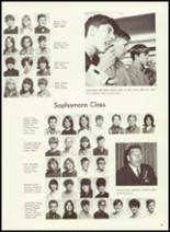 1968 Argentine High School Yearbook Page 36 & 37