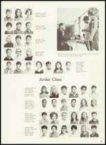 1968 Argentine High School Yearbook Page 42 & 43