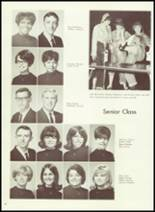 1968 Argentine High School Yearbook Page 48 & 49