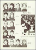 1968 Argentine High School Yearbook Page 50 & 51