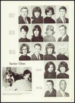 1968 Argentine High School Yearbook Page 52 & 53