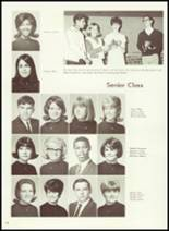 1968 Argentine High School Yearbook Page 56 & 57