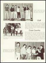 1968 Argentine High School Yearbook Page 100 & 101