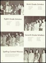1968 Argentine High School Yearbook Page 108 & 109