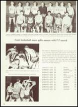 1968 Argentine High School Yearbook Page 110 & 111