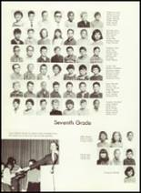 1968 Argentine High School Yearbook Page 116 & 117