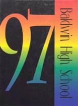 1997 Yearbook Baldwin High School