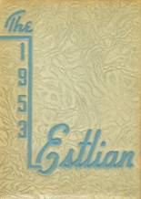 1953 Yearbook East St. Louis High School