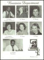 1996 George Washington High School Yearbook Page 10 & 11