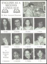 1996 George Washington High School Yearbook Page 12 & 13