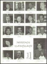 1996 George Washington High School Yearbook Page 14 & 15