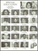 1996 George Washington High School Yearbook Page 16 & 17