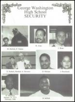 1996 George Washington High School Yearbook Page 24 & 25
