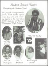 1996 George Washington High School Yearbook Page 60 & 61