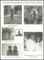1996 George Washington High School Yearbook Page 68 & 69