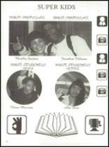 1996 George Washington High School Yearbook Page 88 & 89