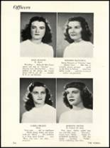 1947 St. Ursula Academy Yearbook Page 14 & 15