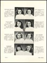 1947 St. Ursula Academy Yearbook Page 16 & 17