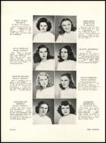 1947 St. Ursula Academy Yearbook Page 20 & 21