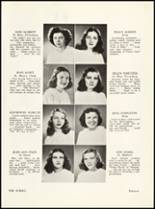 1947 St. Ursula Academy Yearbook Page 22 & 23