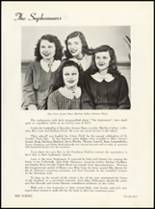 1947 St. Ursula Academy Yearbook Page 28 & 29