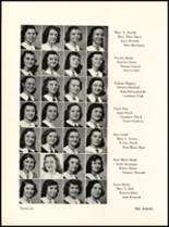 1947 St. Ursula Academy Yearbook Page 30 & 31