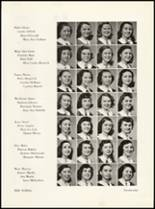 1947 St. Ursula Academy Yearbook Page 32 & 33