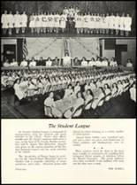 1947 St. Ursula Academy Yearbook Page 36 & 37