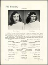 1947 St. Ursula Academy Yearbook Page 42 & 43