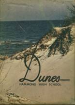 1958 Yearbook Hammond High School