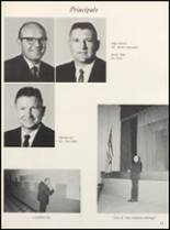 1965 Clyde High School Yearbook Page 14 & 15
