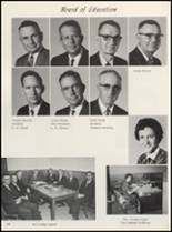 1965 Clyde High School Yearbook Page 16 & 17