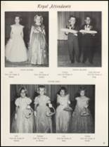 1965 Clyde High School Yearbook Page 24 & 25