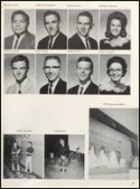 1965 Clyde High School Yearbook Page 34 & 35