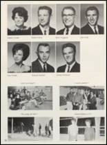 1965 Clyde High School Yearbook Page 36 & 37