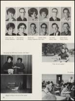 1965 Clyde High School Yearbook Page 38 & 39