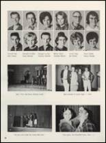 1965 Clyde High School Yearbook Page 40 & 41