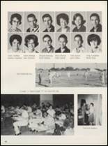 1965 Clyde High School Yearbook Page 44 & 45