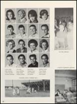 1965 Clyde High School Yearbook Page 46 & 47