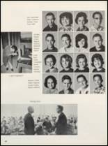 1965 Clyde High School Yearbook Page 50 & 51